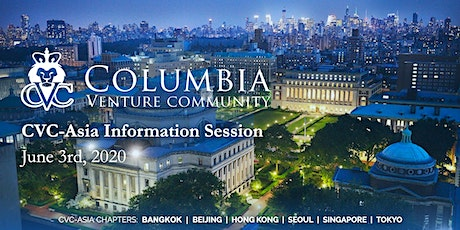 CVC-Asia Info Session tickets