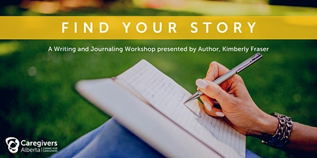 Find Your Story: A Writing and Journaling Workshop tickets