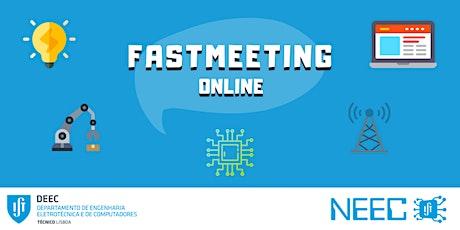 FastMeeting Online - NEEC bilhetes