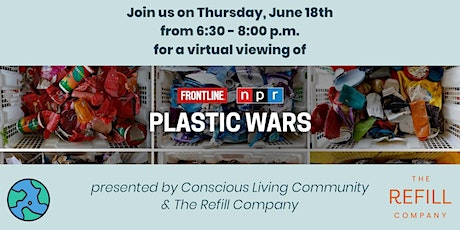 Virtual Viewing Party :: Plastic Wars tickets