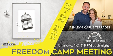 Freedom Camp Meeting 2020 tickets