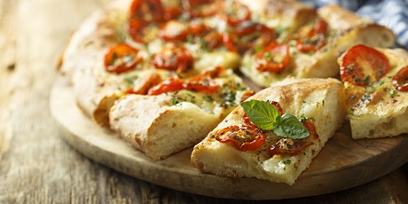 Focaccia, Ciabatta, Pizza: One Dough to Make them All! tickets