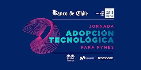 Jornada de Adopción Tecnológica para Pymes boletos