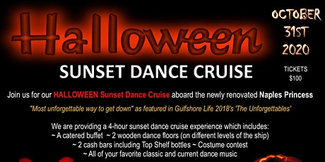 Halloween Sunset Dance Crusie tickets
