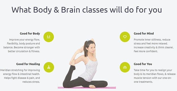 Health & Happiness Yoga Online Class image