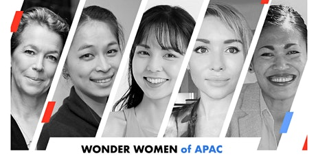 Wonder Women of APAC tickets