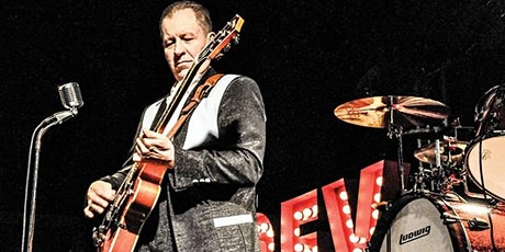 Reverend Horton Heat at Bigs Bar Sioux Falls tickets