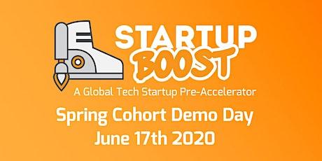 Startup Boost Pre-Accelerator Toronto Demo Day June 17th tickets