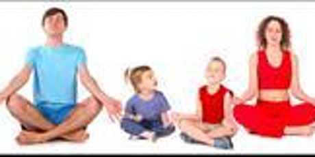 Family Yoga ( kids 3,5- 7 YO ) LIVE STREAM tickets
