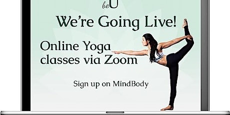 Vinyasa Flow  All Levels LIVE STREAM tickets