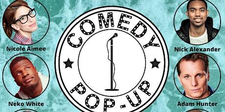 Virtual Comedy Show #1(Adam Hunter, Nicole Aimee, Erik Escobar, Neko White) tickets
