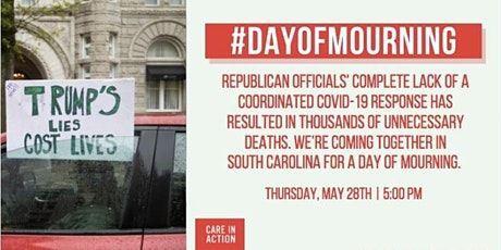 Day of Mourning tickets