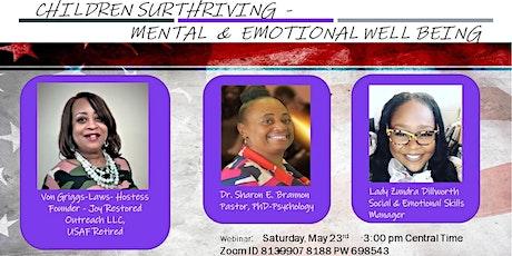 Children SurThriving: Mental & Emotional Wellness tickets