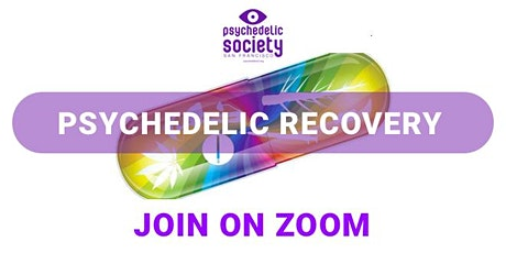 Virtual Psychedelic Recovery Support Group, Join from anywhere!  tickets