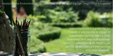 Nature Journaling Workshops tickets