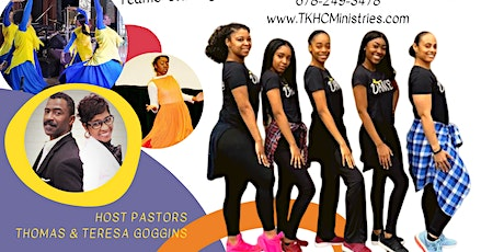 Dancing with Oil: Christian Liturgical Dance Summit tickets
