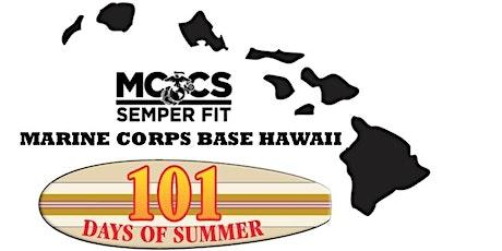 101 Days of Summer: HITT Challenge tickets