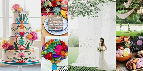 Mexican Wedding Styled Shoot tickets