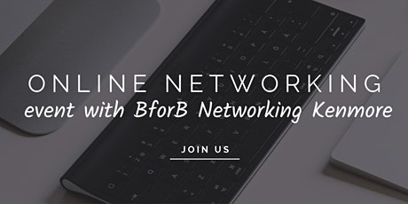 BforB Networking Breakfast Kenmore   Guest Speaker, Lisa Listama tickets