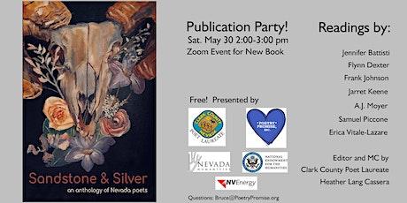 Sandstone & Silver Publication Party tickets