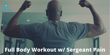 Train With Sergeant Pain tickets