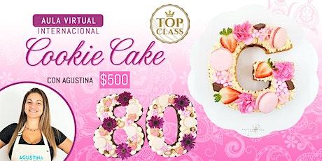 Demo Online con AGUSTINA: COOKIE CAKE entradas