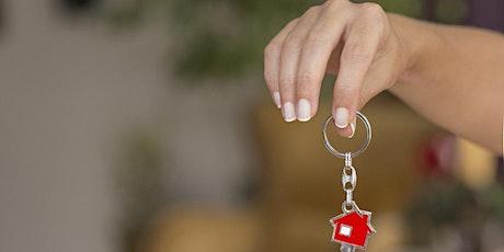 First Time HOme Buyers- Primeros compradores de casa entradas
