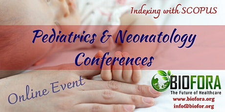 Applied Research International Conference on Pediatrics & Neonatology tickets