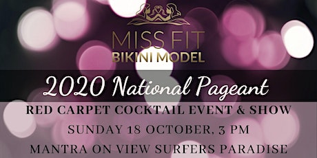 Miss Fit Bikini Model 2020 Pageant tickets