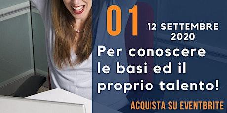 School of Sales - 1° Parte - I FONDAMENTALI DEL VENDERE biglietti