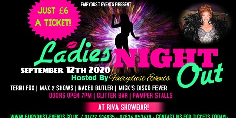 Ladies Night - The Big One! tickets