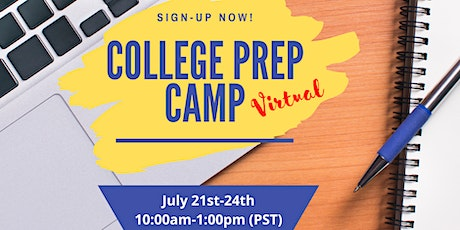 College Prep Camp tickets