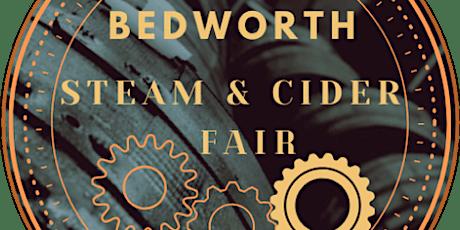Bedworth Steam & Cider Fair tickets