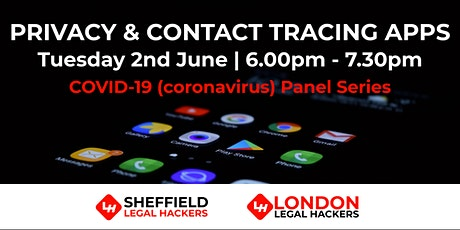 Privacy & Contact Tracing Apps | COVID-19 (coronavirus) Panel Series #1 tickets