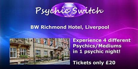 Psychic Switch - Liverpool tickets