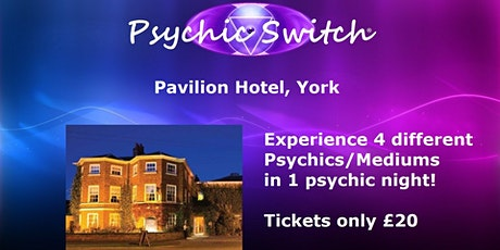 Psychic Switch - York tickets