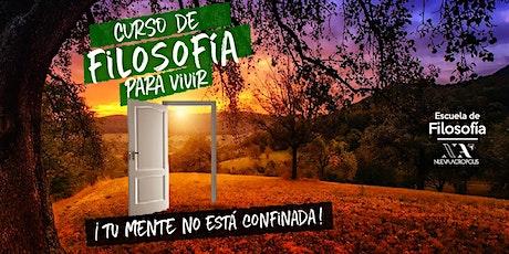 #CURSO DE FILOSOFÍA PARA VIVIR entradas