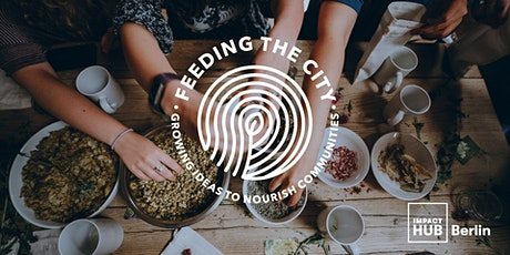Feeding the City Ideation Workshop tickets