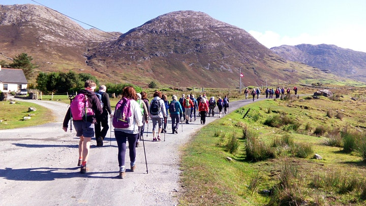 Galway Walking Club Upcoming Walks - Strictly Members Only image