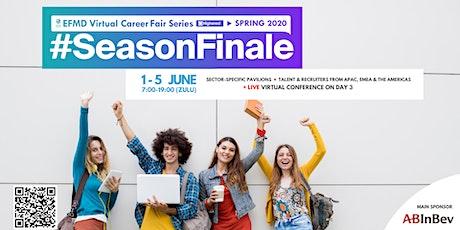 Spring 2020 - Virtual Career Fair Season Finale tickets