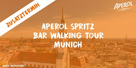 Aperol Spritz Bar Walking Tour Munich | Zusatztermin Juli Tickets