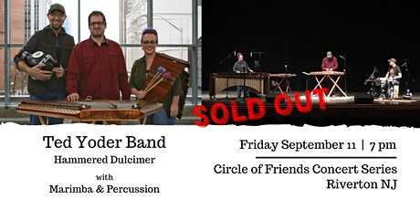 Ted Yoder Band - Circle of Friends Concert Series tickets