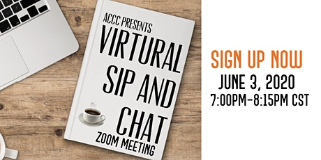 SIP & CHAT! JOIN US and UNWIND! tickets