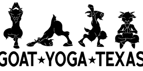 Goat Yoga Texas - Sat, June 6 @ 10AM tickets