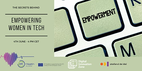 Empowering Women in Tech | Free Online Event tickets