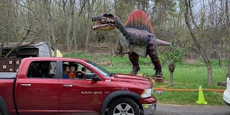 Dinosaur Drive-Thru: Fri. May 29th  - COVID 19 Safe tickets