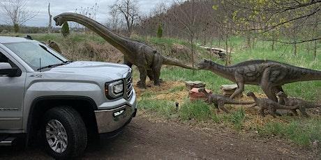 Dinosaur Drive-Thru:  Sat May 30th  - COVID 19 Safe tickets