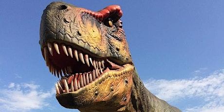 Dinosaur Drive-Thru:  Sun May 31st  - COVID 19 Safe tickets