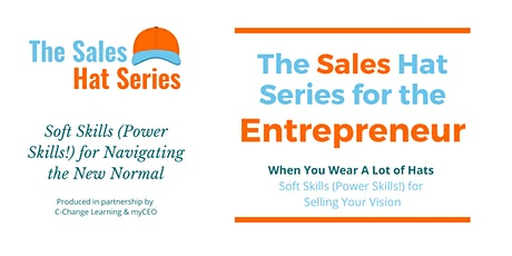 The Sales Hat Series for Entrepreneurs tickets