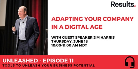 Adapting Your Company in a Digital Age tickets